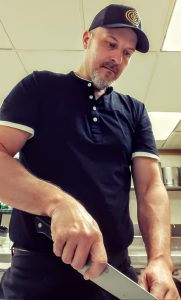 David McCauley, Executive Chef
